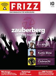 Wohnzimmer W Zburg Fr St K Frizz Das Magazin Für Würzburg Oktober 2016 By Frizz Das Magazin