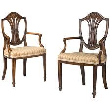 Design Chairs 19th Century Pair Of Children U0027s Chairs Of Hepplewhite Design For