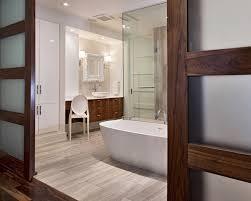 Ensuite Bathroom Design By VOK Design Group - Modern ensuite bathroom designs