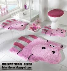 bathroom rugs ideas amazing 60 cool bathroom carpets design ideas of designer