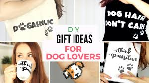 diy 5 last minute gift ideas for dog lovers christmas birthday