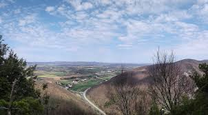 Flag Pole Hill A Hike To Flagpole Looking Over Loysburg Pa 2176x1200 Imgur
