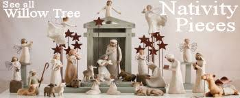 willow tree nativity set figurines discount prices