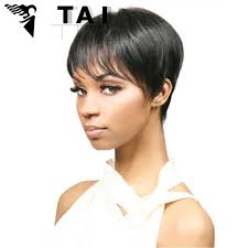 short hairstyle wigs for black women 10 short pixie wig for black women synthetic african american