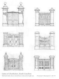 gates of charleston by built4ever on deviantart motifs n things