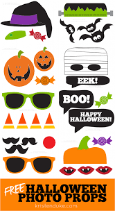 Halloween Photo Booth Props Printable Pdf | halloween photo booth free printable props capturing joy kristen duke