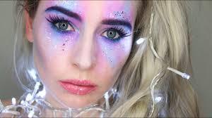unicorn mermaid fairy halloween makeup tutorial youtube