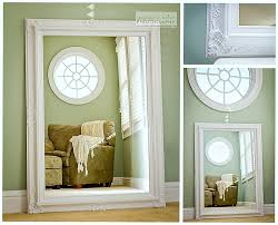 Shabby Chic Mirrors For Sale by Large Bathroom Mirror Large Mantel Mirror 44x32