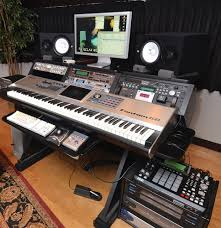 studio keyboard desk jr rotem