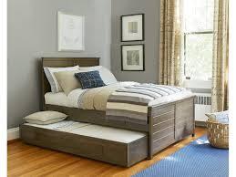 youth bedroom varsity trundle bed storage unit
