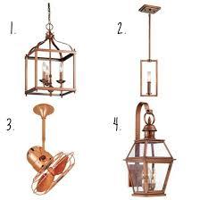 Copper Kitchen Light Fixtures Copper Light Fixtures Kitchen Lighting Ls Plus Golfocd