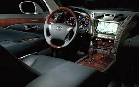 2007 lexus ls 460 luxury package 2007 lexus ls 460 term arrival motor trend