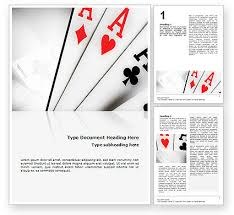 Playing Card Design Template Best Photos Of Playing Card Templates For Word Playing Card