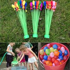 bunch balloons wholesale 1 set bunch balloons summer magic balloons children water