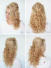 hairstyles at 30 30 curly hairstyles in 30 days day 6 hair romance