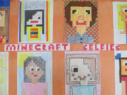 Minecraft America Map by Minecraft Selfies Could Even Pair Up With Math Teacher To Find