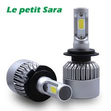 le h7 led aliexpress buy car light s2 h4 h7 h1 cob led headlight bulbs