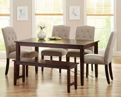 7pc Dining Room Sets by Better Homes And Gardens 7 Piece Dining Set With Upholstered