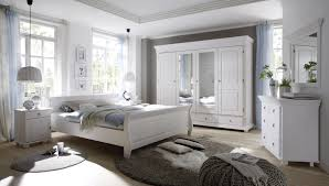 Schlafzimmer Komplett Mit Bett 140x200 Massivholz Schlafzimmer Rauna Komplett Mit Bett 200x200 Kiefer