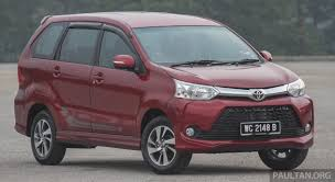 New Avanza Interior Gallery Toyota Avanza Facelift Now On Sale In M U0027sia
