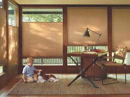 home office window treatments light filtering shades blinds for home offices brutons decorating