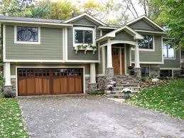 split level exterior makeover excellent home design marvelous