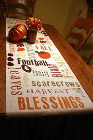 Diy Thanksgiving Table Runner The Chic Site by 163 Best Tablecloths And Runners Images On Pinterest Quilt Table