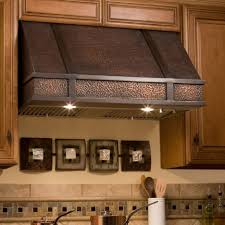 kitchen kitchen exhaust hood with l copper range hood also under