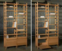 Oak Ladder Bookcase by Ladder Shelves U2014 New Factory