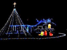 christmas lights at hopeland farm rd aiken sc youtube