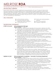 Physician Resume Examples Professional Nursing Specialist Templates To Showcase Your Talent