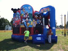 mickey mouse clubhouse bounce house mickey mouse clubhouse 4 in 1 bounce house