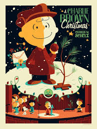 brown christmas cards a brown christmas poster by tom whalen