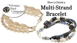 multi bracelet images How to finish a multi strand bracelet jpg