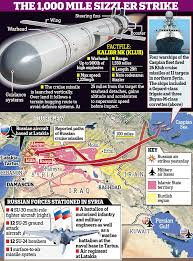 russian missiles heading for syria crash landed in iran say us