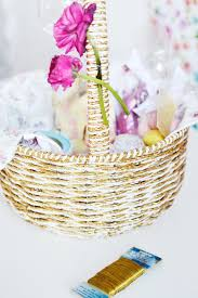 beautiful easter baskets the easter basket