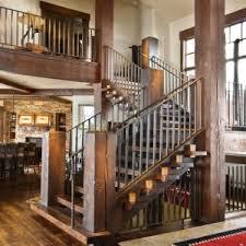 Contemporary Home Interior Design Ideas Decor Artistic Stair Rails Design For Home Interior Ideas