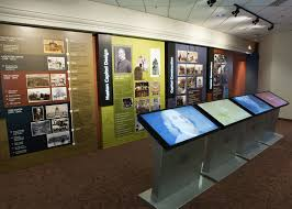 welcome center pa capitol over 300 years of pennsylvania history are illustrated on one wall while another features interactive exhibits that highlight the people places