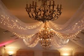 wedding backdrop fairy lights fairy light canopy wedding lighting hire