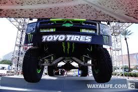 2014 sema monster energy ballistic bj baldwin 800 hp trophy truck