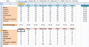 excel 2007 to excel 2016 tutorials the if function