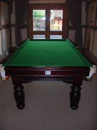 Pool Table Hard Cover Snooker Table Dismantle And Transport Relocation Use Gcl