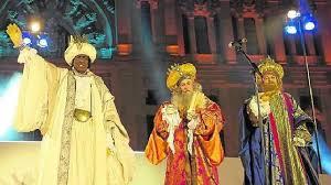 fotos reyes magos cabalgata madrid la cabalgata de reyes renueva su sentido católico abc es