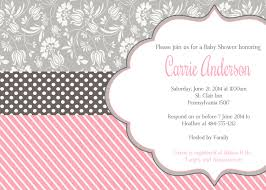 tips easy to create shabby chic baby shower invitations free
