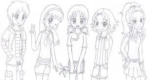 dork diaries anime style by sonicfreak25 on deviantart