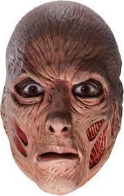 Kids Freddy Krueger Halloween Costume Deluxe Freddy Krueger Latex Mask Rubies Halloween Costumes