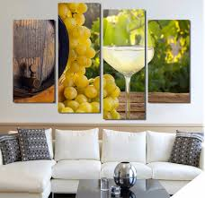 100 grapes and wine home decor art student picture more