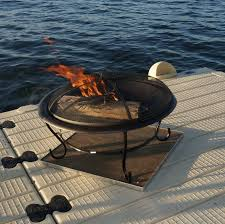 Firepit Grill Pit Pads Protect Your Deck With Fireproof Deck Protect Mats