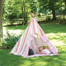 Backyard Teepee Backyard Tent Ideas Backyard