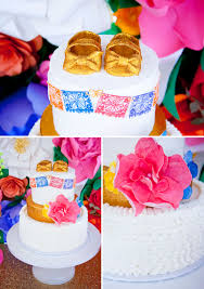 colorful baby shower inspired by mexican culture primitas bby